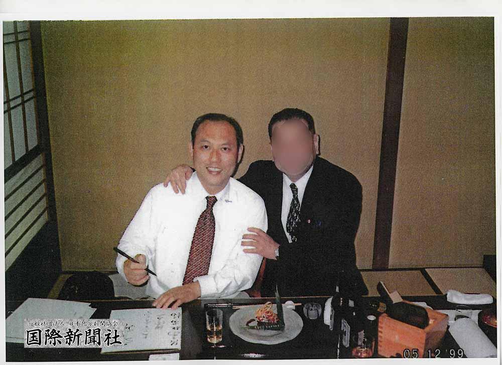 Photo of 陵辱スクープ!SM好きの舛添要一は国民の税金を山口組に流していた?
