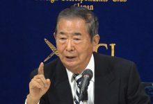 自衛隊の医療体制を批判 石原慎太郎氏ら会見(全文1)軍人の生命を軽んじている
